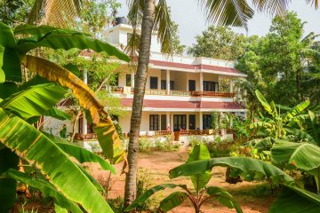 New style Kerala house, for student residence