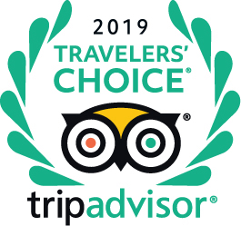 TripAdvisor Travelers' Choice 2019